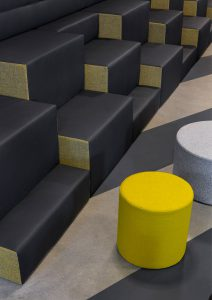 Aftershock Games Workspace Custom Furniture by Unisource Solutions