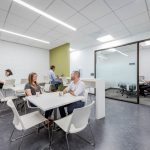 Electro Rent office workspace by Unisource Solutions