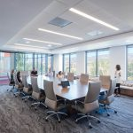 Electro Rent conference room workspace by Unisource Solutions