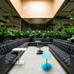 workspace design for biopharmaceutical company