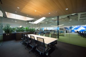 workspace design for biopharma