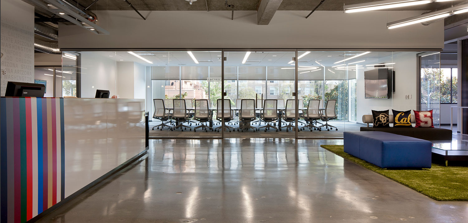 Pac-12 Networks Conference room by Unisource Solutions