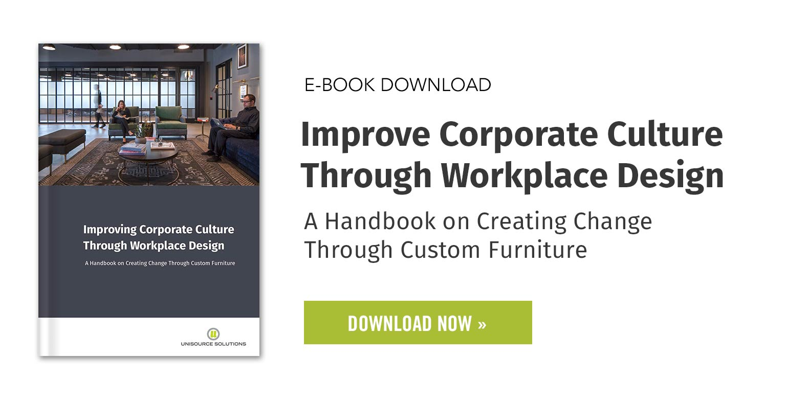 Improving Corporate Culture Through Workplace Design