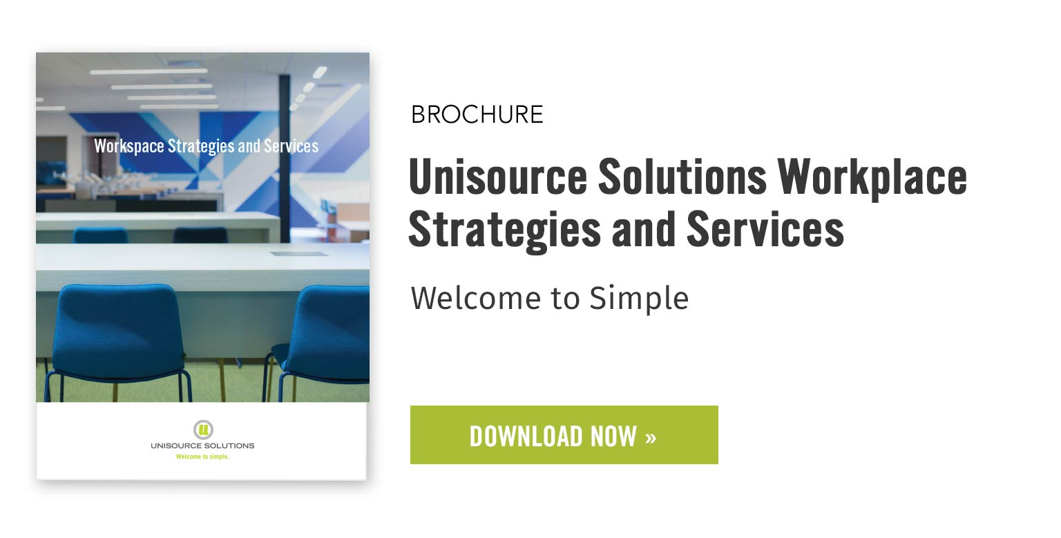 Workplace Strategies and Services Brochure