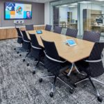 little conference room